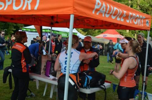 Pauole Sport at Victoria Half Ironman